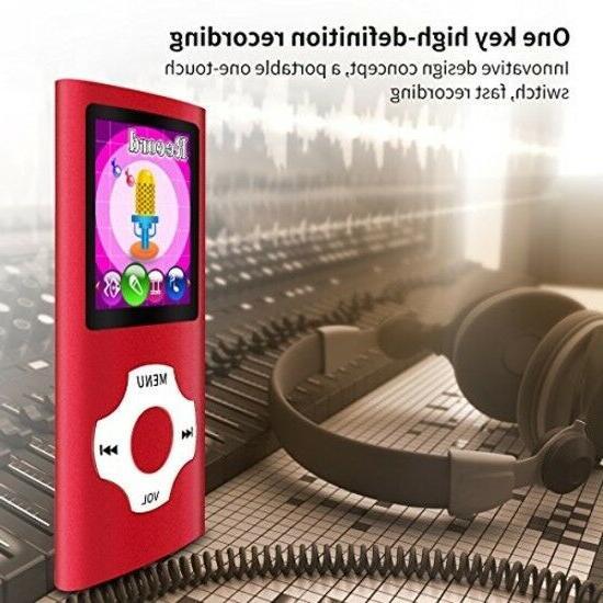 MYMAHDI Digital, Portable MP3 / Player (Max GB