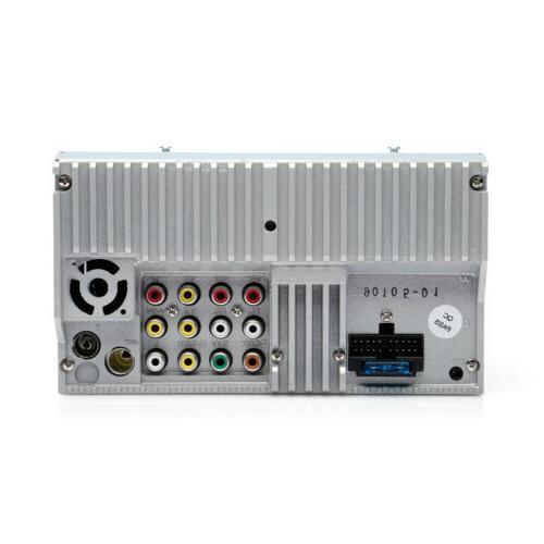 Stereo CD MP3 Player HD Bluetooth