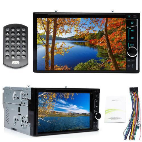 Doble Stereo Player Dash Bluetooth Radio+Camera