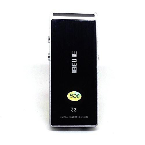 Fibest Original Touch Screen HIFI MP3 BENJIE S5 Metal High Sound Entry-level Music Support Card