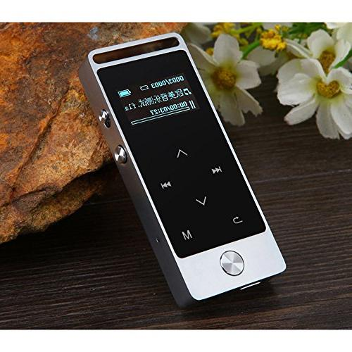 Fibest Touch HIFI Player BENJIE Sound Entry-level Music Player TF Card