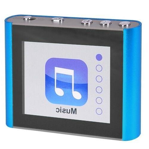 "Eclipse Clip 8GB 1.8"" Digital Music Player &"