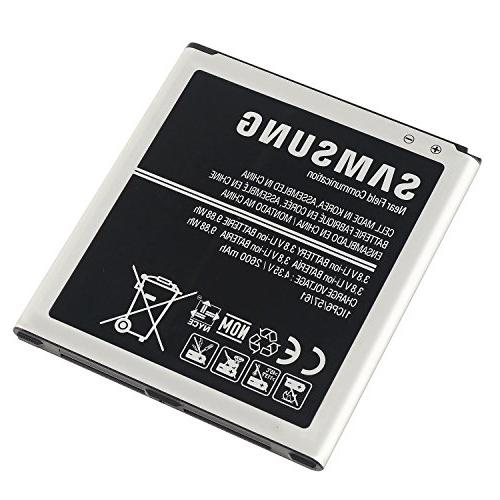 genuine oem battery eb bg530bbe