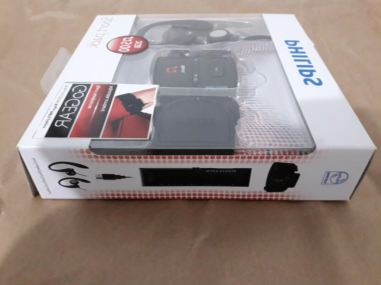 Philips GoGear Raga MP3 Player Unopened Sealed