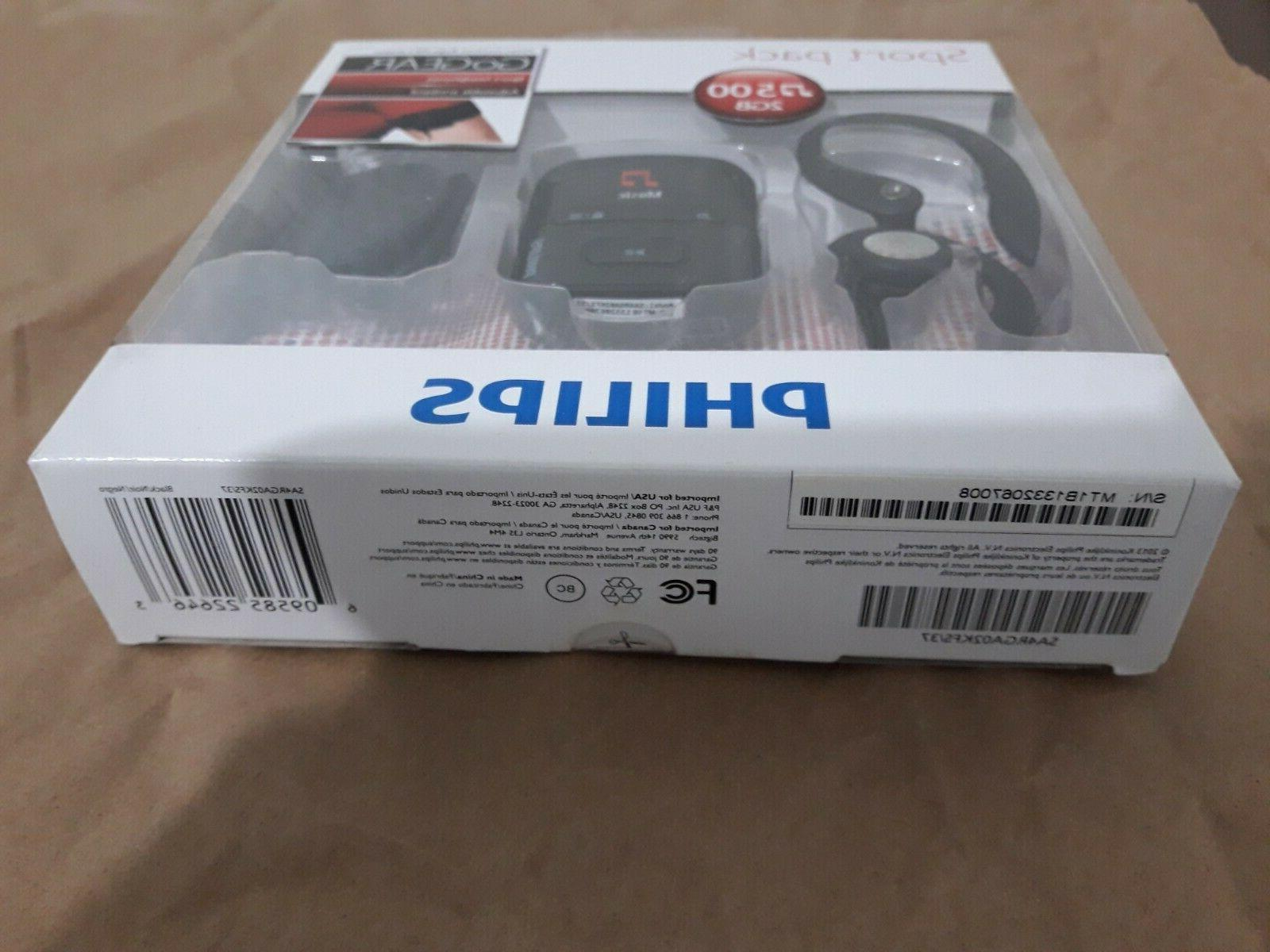 Philips GoGear MP3 Unopened