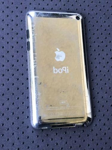 good condition ipod touch 4th generation black