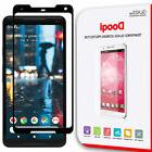 Dooqi Google Pixel 2 XL Full Cover 3D Curved Tempered Glass