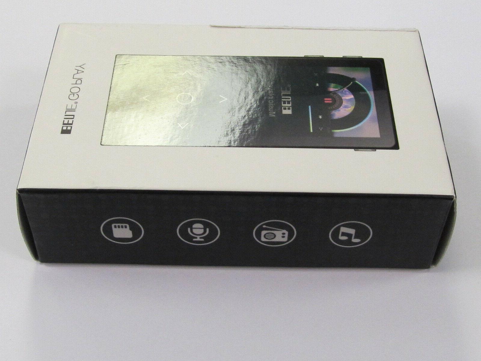 Benjie GoPlay K9B 8GB MP3 Music Player NEW - NICE! SHIPPING! L@@K