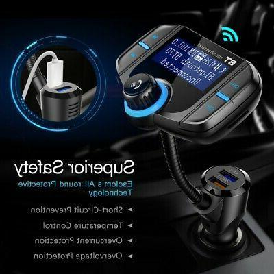 Car USB MP3 Player Transmitter Wireless