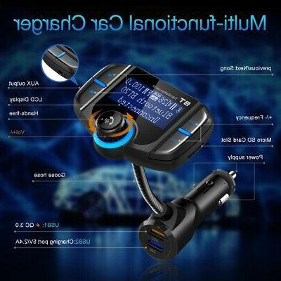 Car USB Player Transmitter