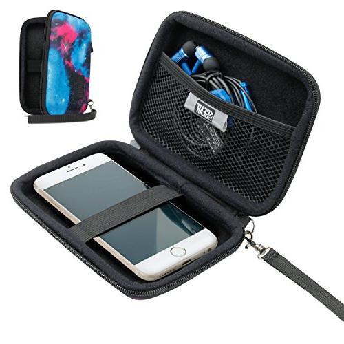 hard shell ipod portable case