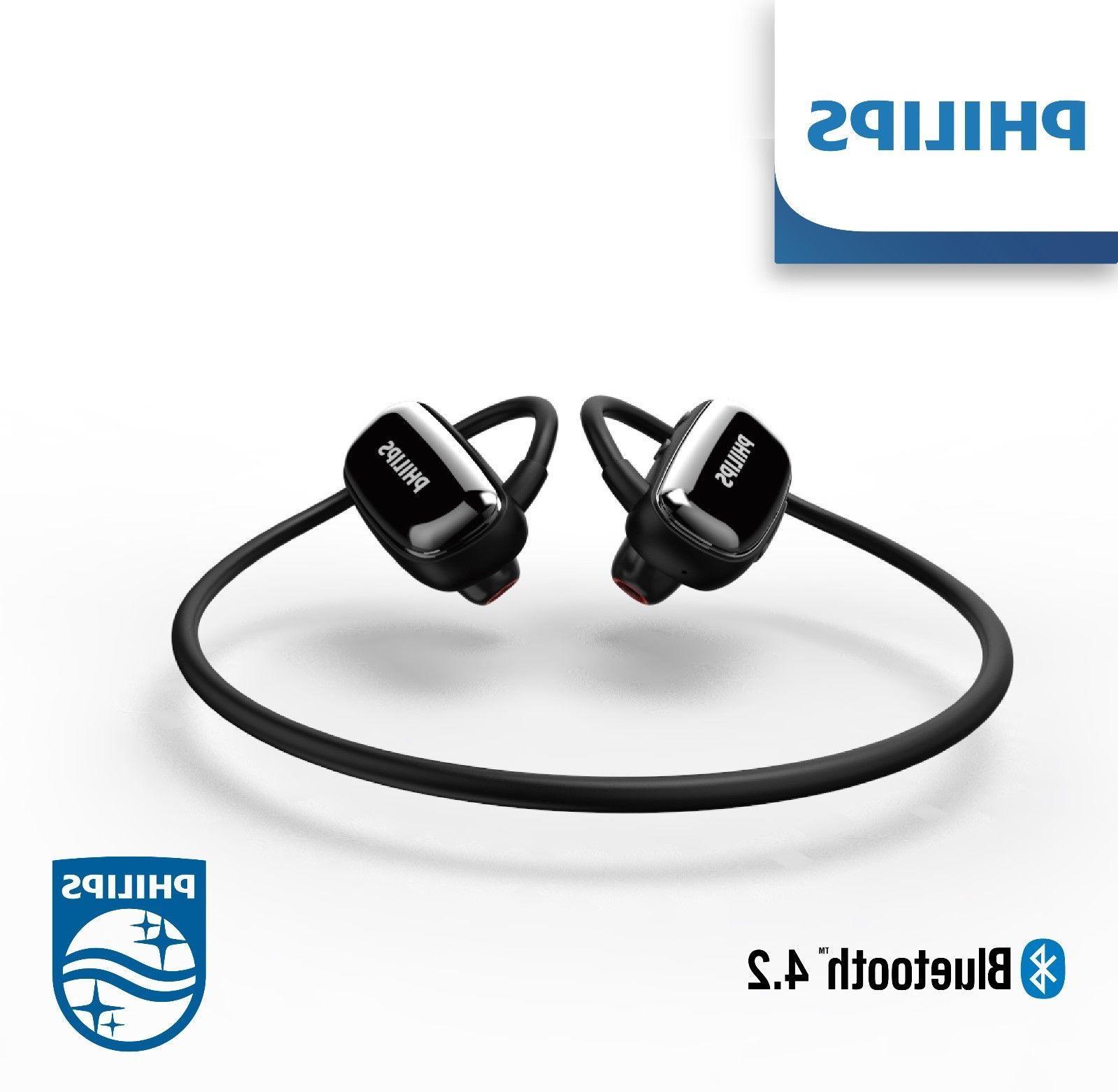 Philips headset MP3 player SA6608 Waterproof 8GB Digital mus