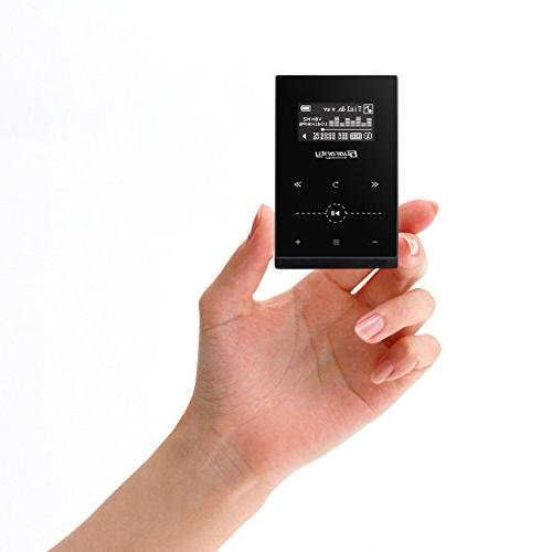 Guaranty Hi-res MP3 Hifi with and Touch Screen