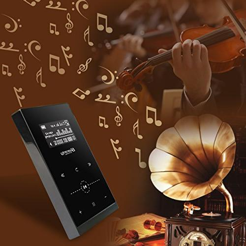 Guaranty MP3 Music with and Screen
