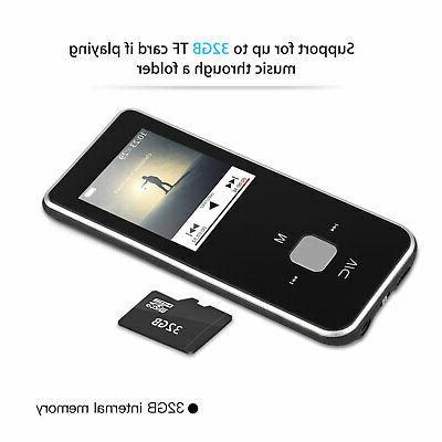 HiFi MP3 Lossless Recorder Up 32GB