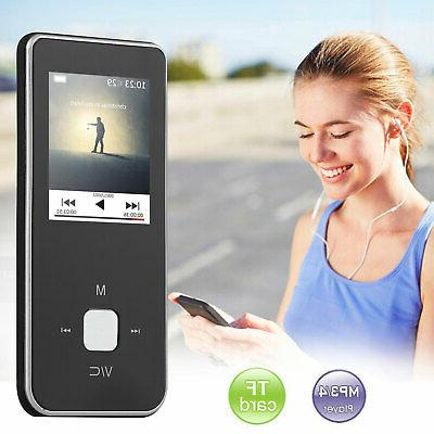 Portable Player with FM Sound Voice Recorder to 32GB