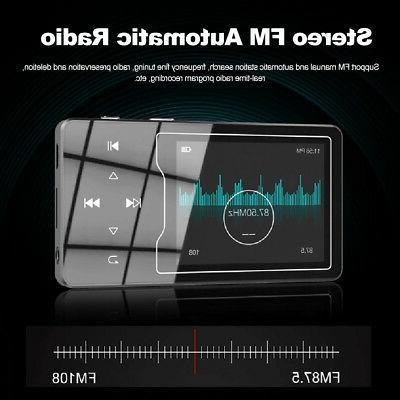 HiFi Mini MP4 Music Radio M2Z6