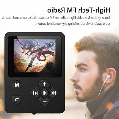 Portable Player with FM Video Hi-Fi Games Record