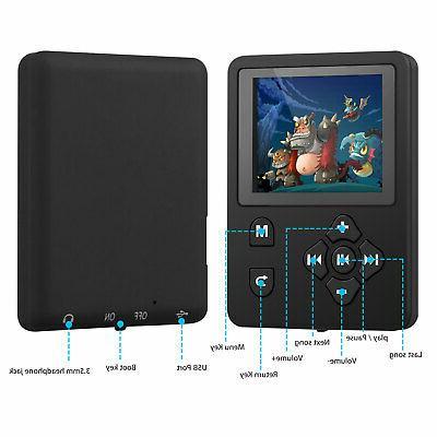 Portable HiFi Player Sound Voice to