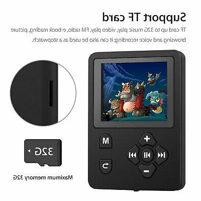 Portable HiFi Player with Sound Recorder to