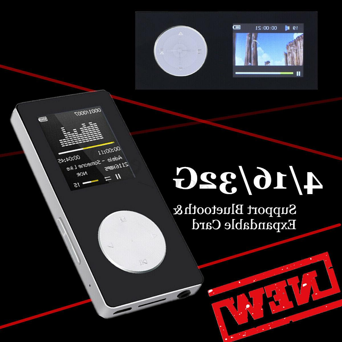 Hifi MP4 bluetooth Screen FM + Card