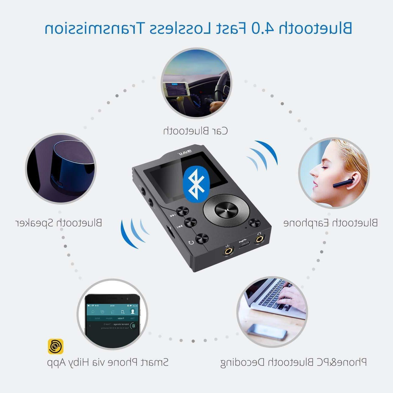 iRULU HiFi MP3 Bluetooth 4.0 Card