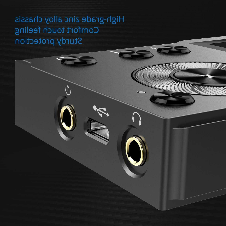 iRULU HiFi Bluetooth 4.0 Audio +16GB SD Card