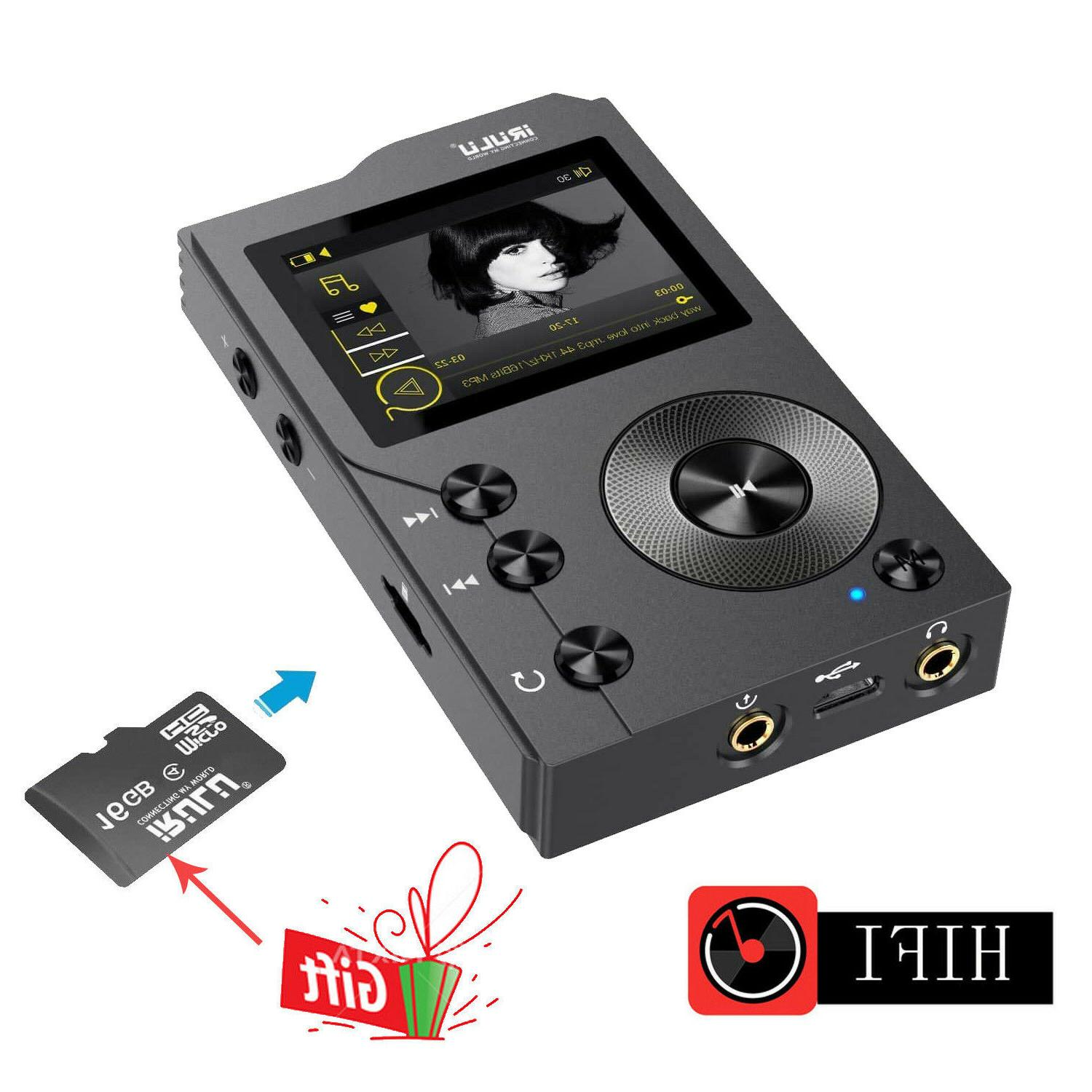 hifi mp3 player bluetooth 4 0 lossless