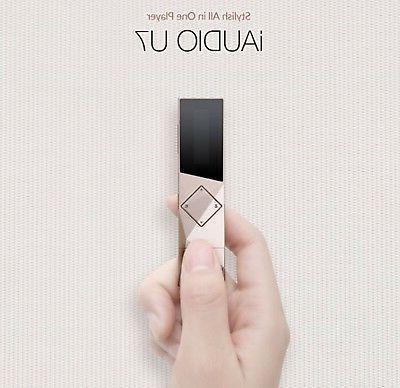 Cowon iAUDIO U7 Portable SPY USB MP3 Player Radio,Voice Reco