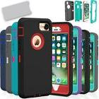 For iPhone 7 / 7 Plus 8 / 8 Plus Case Cover Protective Hybri