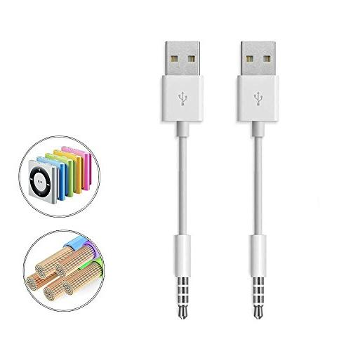 iPod Charge Amicable 3.5mm to USB Data Transfer for iPod 4th 5th
