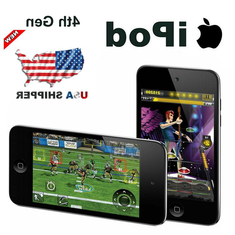 ipod touch 4th generation 8gb player black