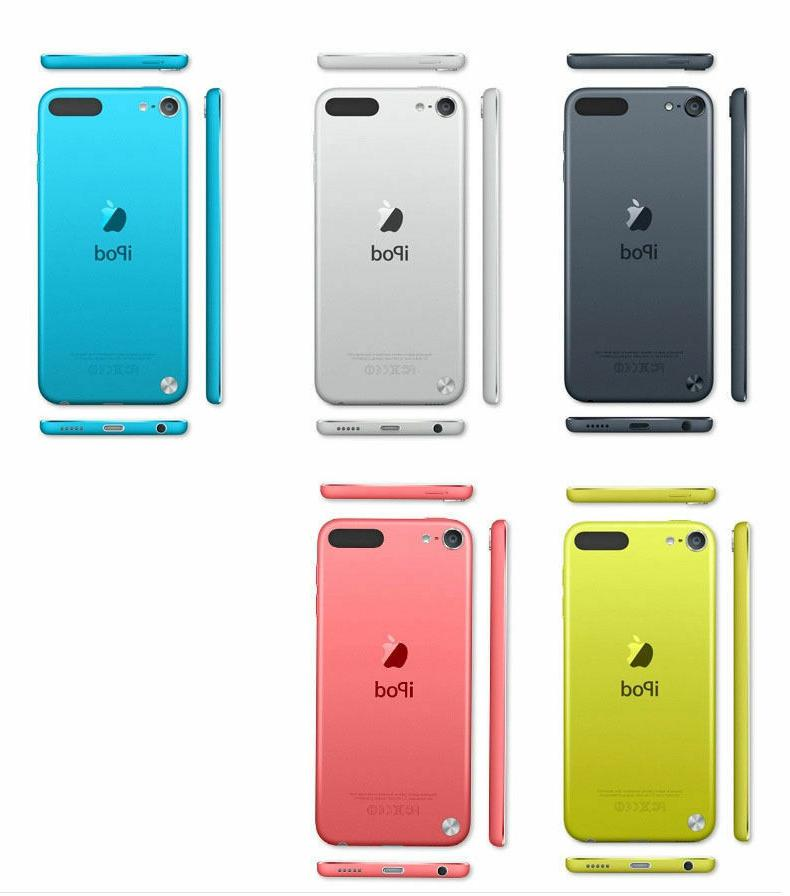 NEW Apple 5th Discontinued Colors 16gb 64gb