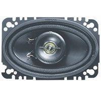 Kenwood KFC-4675C 60-Watt 4-Inch x 6-Inch Two-Way Speaker Sy