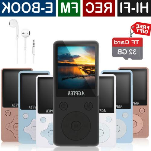 latest version 32gb 100 hours playback mp3