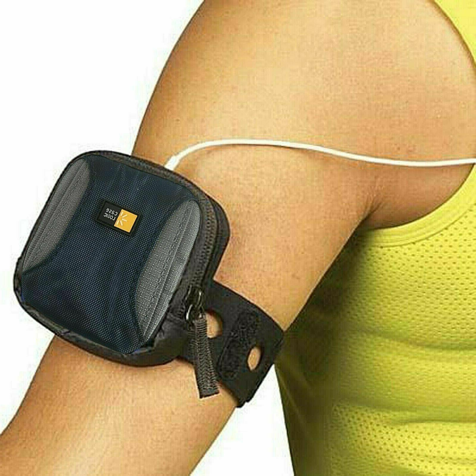 Logic MP3 Player Small Phone Case Fitness Gym Running Walkin