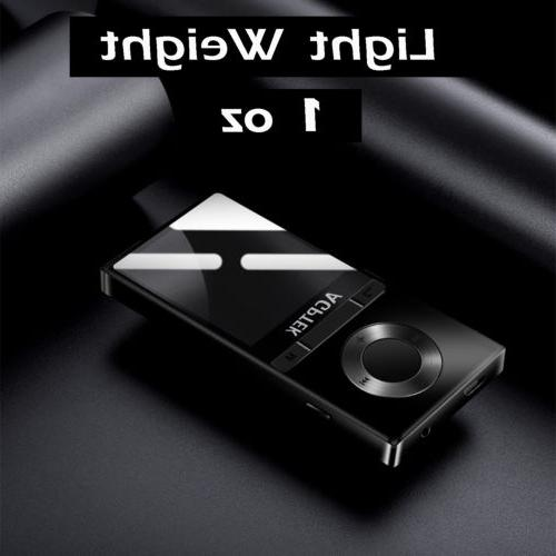 AGPTEK Lossless Bluetooth MP3 Player