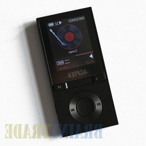 AGPTEK® Portable Bluetooth MP3 Music Player with FM Lossles