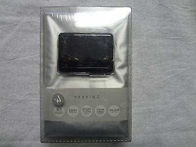 lplayer 4 gb video mp3 player black