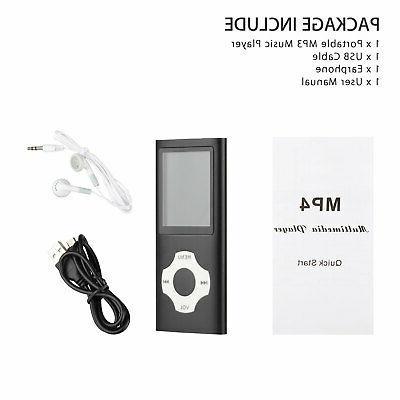 Mini Portable MP3 Player MP4 Radio Up