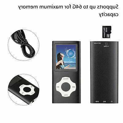 Mini MP3 Player Radio Up
