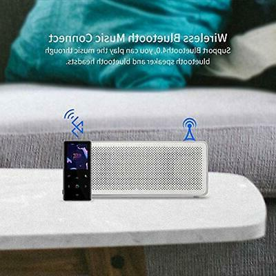 MP3 32GB Bluetooth Player, Lossless Music FM USB