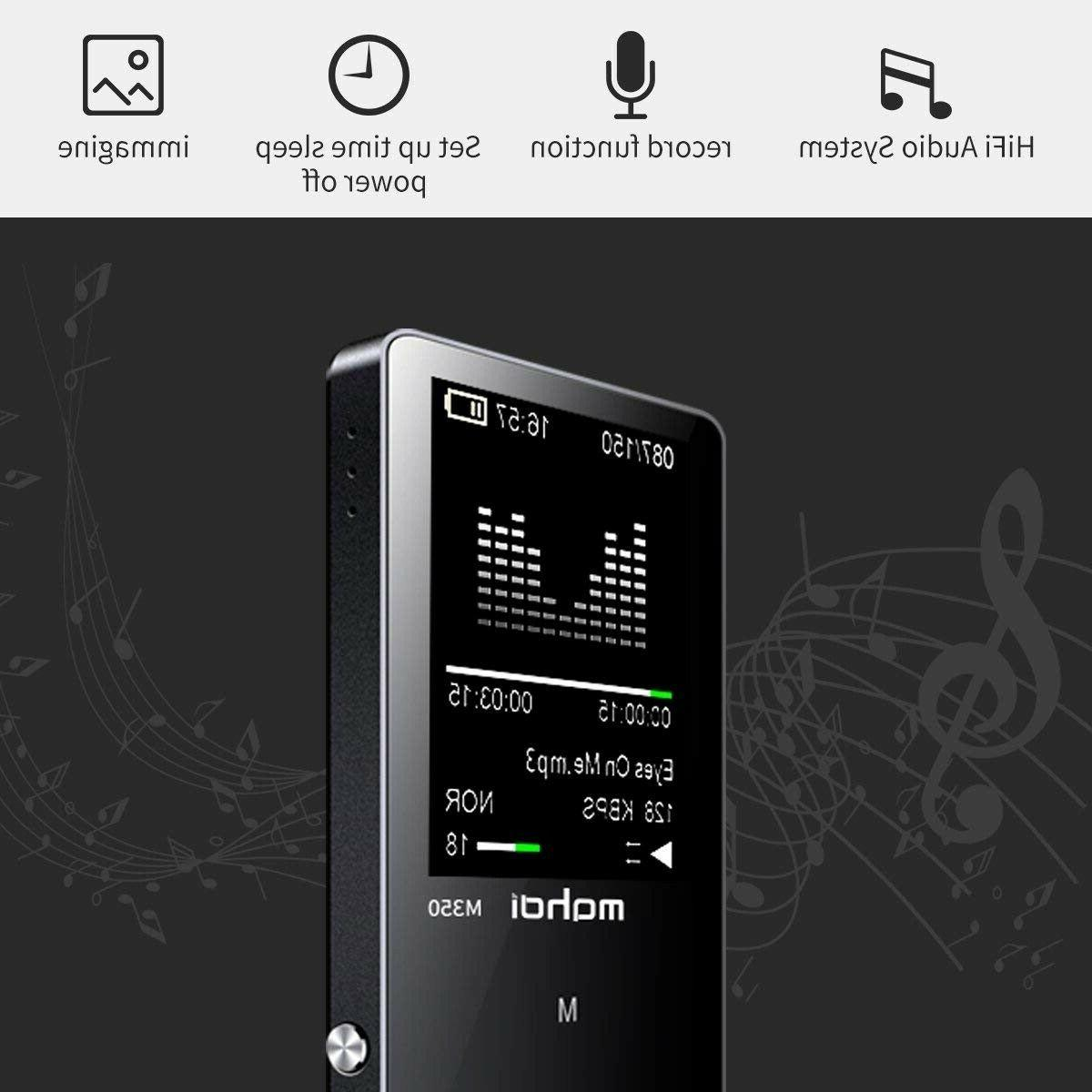 MYMAHDI Music 8GB with Metal Up to 128GB