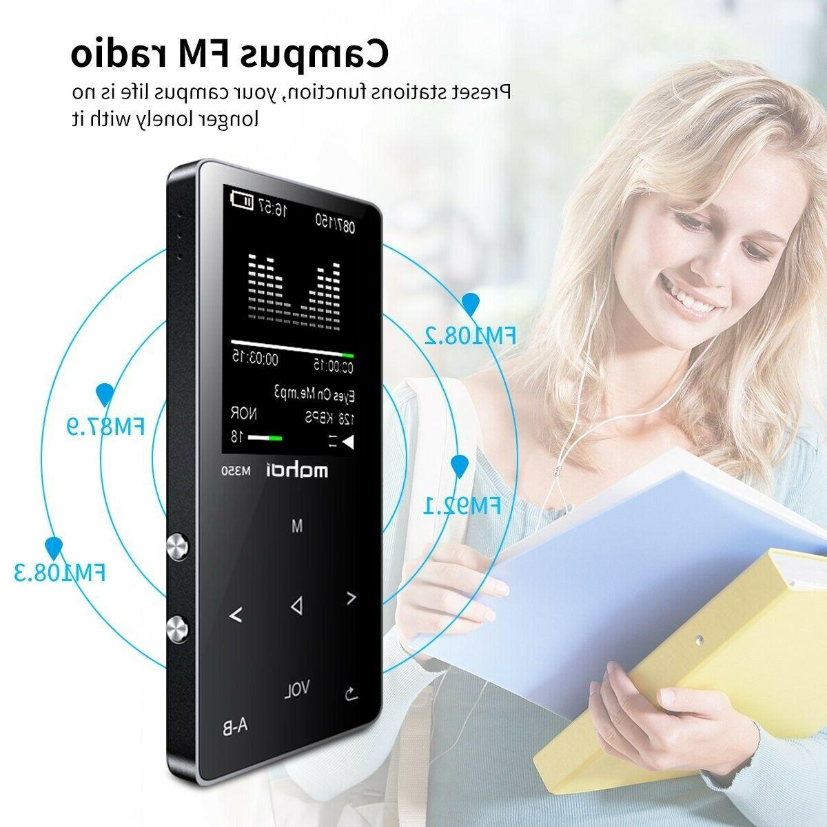 MYMAHDI MP3/MP4 Music 8GB Up to