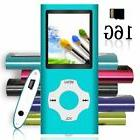 Tomameri MP3/MP4 Player with Rhombic Button Including 16 GB