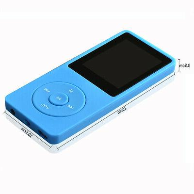 Agptek MP3 Music FM Lossless Recorder Playback 8GB 70 Hours