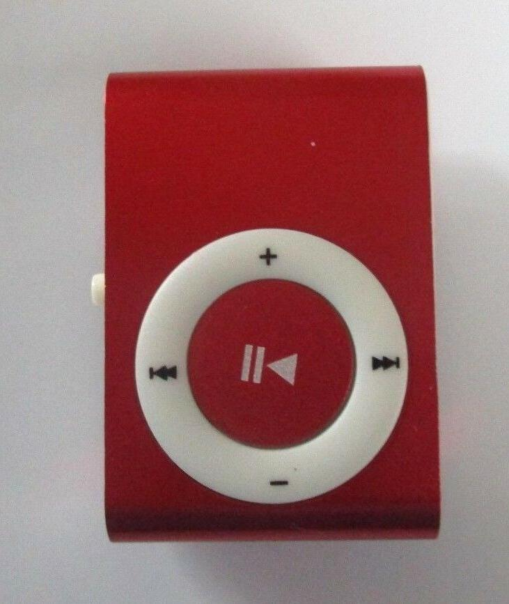 MP3 Music Player Clip SD