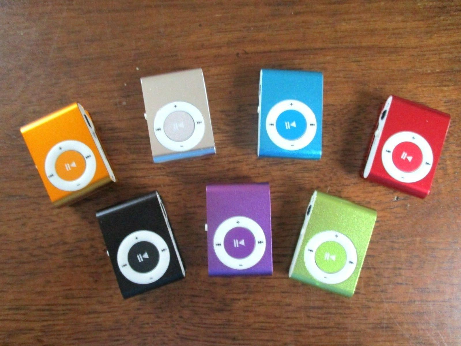 mp3 music player mini clip support 32gb