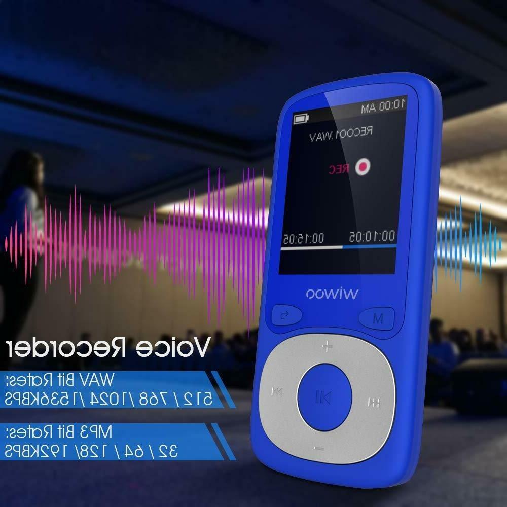 MP3 with FM Radio Recorder MP
