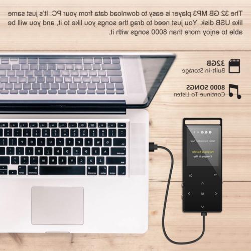 Grtdhx MP3 Bluetooth, Hi-Fi FM